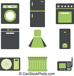 домашнее хозяйство, appliances