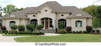 дом, роскошь