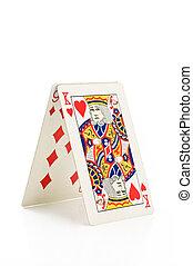 дом, cards.