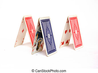 дом, of, cards