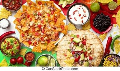 другой, мексиканский, фото, foods, накладные расходы,...