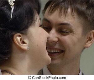 жених, невеста, бракосочетание, брак, создание семьи, в течение