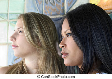 женщины, friends