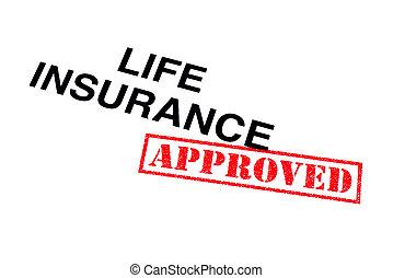 жизнь, страхование, утвержденный