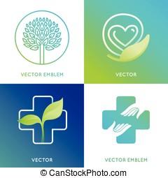 задавать, градиент, яркий, colors, вектор, дизайн, шаблон, логотип