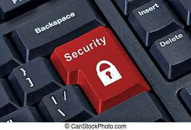 замок, кнопка, безопасность, sign., клавиатура