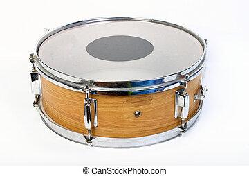 западня, барабан, isolated