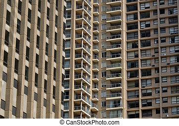 здание, австралия, apartments, юг, сидней, новый, уэльс, блок