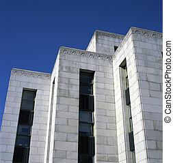 здание, бетон