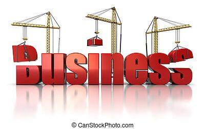здание, бизнес