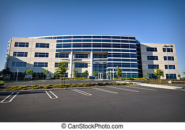 здание, офис