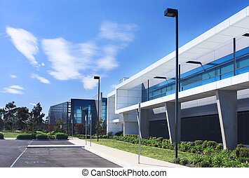 здание, промышленные