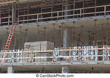 здание, строительство