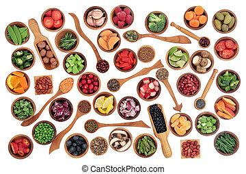 здоровье, and, супер, питание, пробоотборник