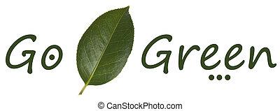 зеленый, уборка