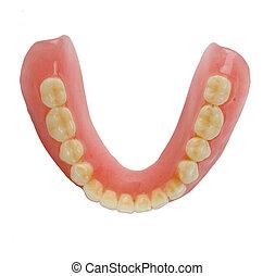 зубоврачебный, протезирование