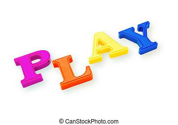 играть