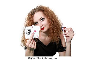 играть, cards?