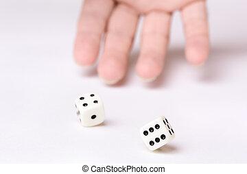 игра, of, шанс