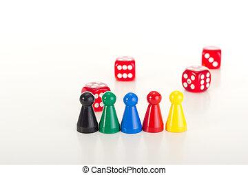 игра, playing