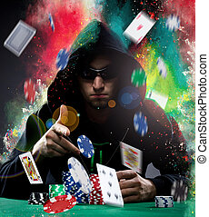 игрок, покер