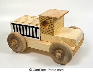 игрушка, грузовая машина, 2