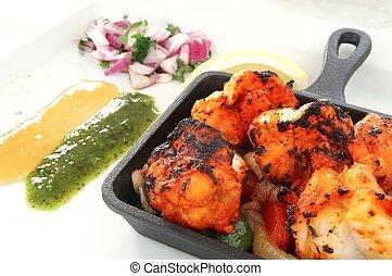 индийский, питание