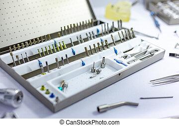 инструменты, and, оборудование, для, ортопедический, and, хирургический, реконструкция, of, , череп