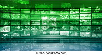 интерфейс, будущее, технологии