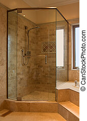интерьер, ванная комната