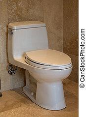 интерьер, туалет