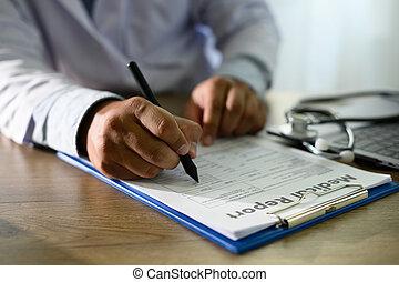 информация, концепция, пациент, медицинская, документация, технологии