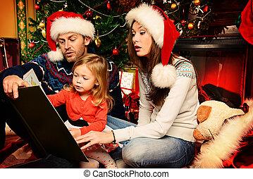история, of, рождество