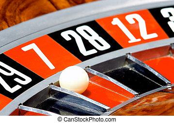 казино, рулетка