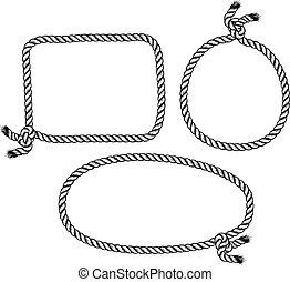 канат, морской узел