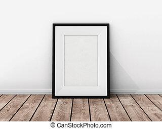 картина, рамка