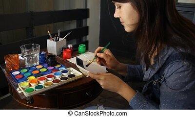 картина, художник