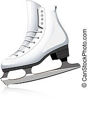 катание на коньках, фигура