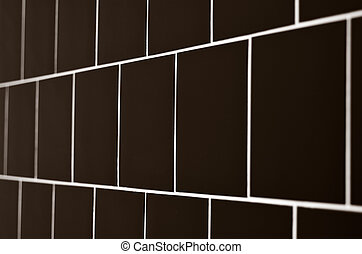 кафельная плитка, стена, квадрат