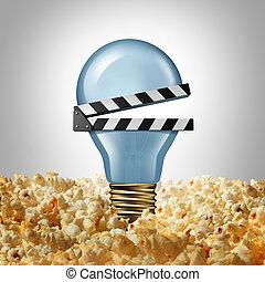 кино, идея