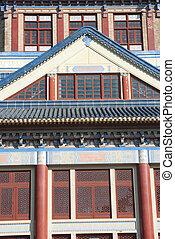 китайский, древний, архитектура