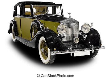 классический, автомобиль
