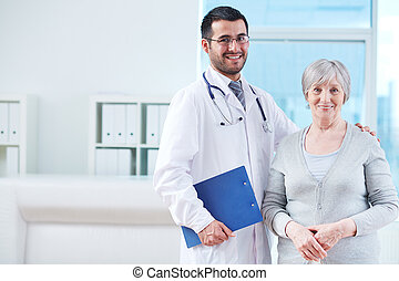 клиницист, and, пациент