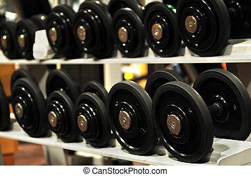 клуб, гимнастический зал, фитнес