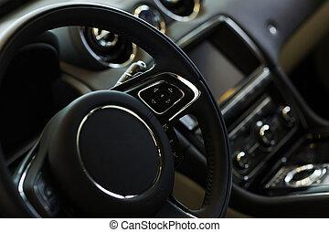 колесо, автомобиль, рулевое управление