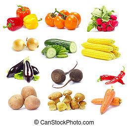 коллекция, vegetables