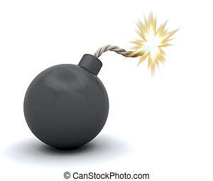комический, бомбить