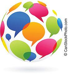 коммуникация, глобальный