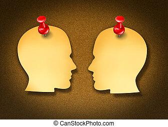 коммуникация, сеть, стратегия