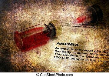 концепция, гранж, анемия